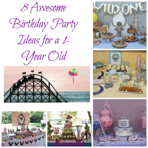 This Past Weekend My Foster Daughter Turned 1 So I Decided To Throw Her A Little Party And Share Special Day With Some Family Friends