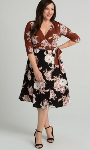 Plus Size Wrap Dresses 1 Wwdsbq 031218304 Sunshine And Rollercoasters