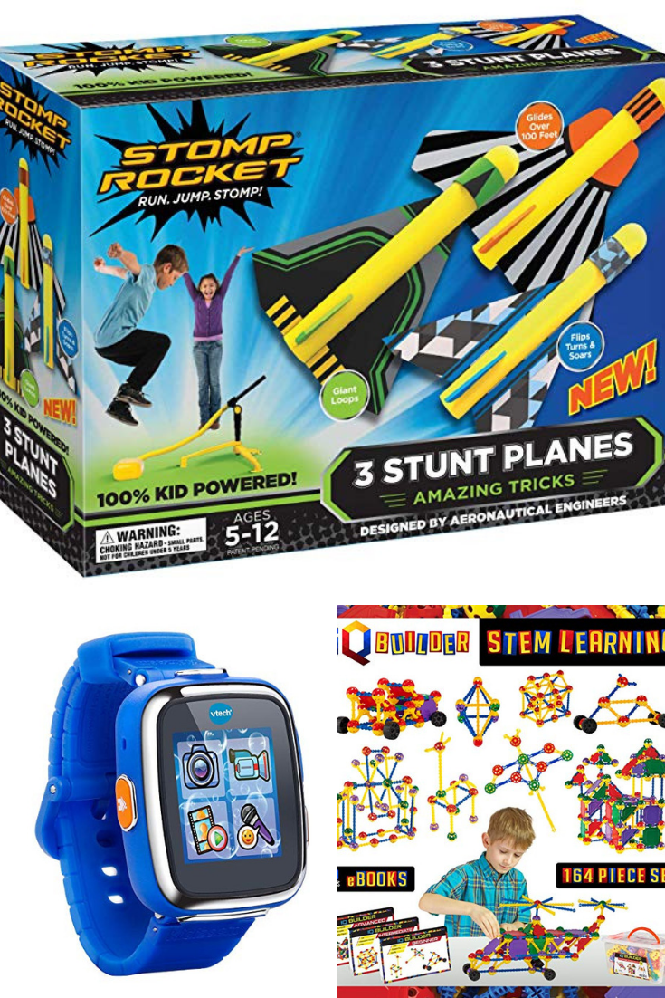 20+ Gifts for Boys Ages 5-8